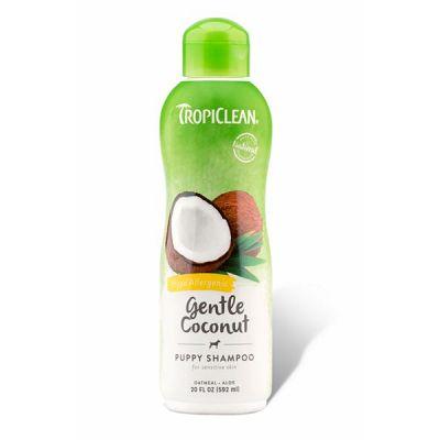 TropiClean Šampon BLAGI KOKOS 355ml