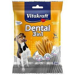 Vitakraft poslastica za pse Dental 3u1 120g