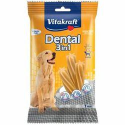 Vitakraft poslastica za pse Dental 3u1 180g