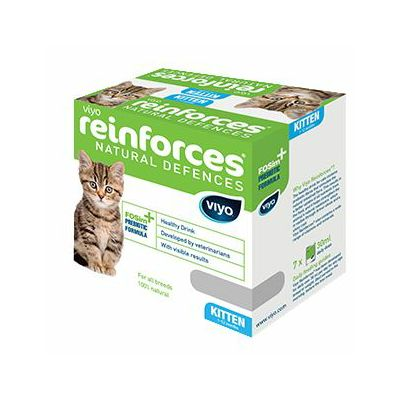 Viyo Reinforces Kitten za mačke 30ml
