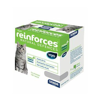 Viyo Reinforces Senior za mačke 30ml