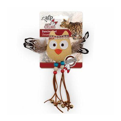 All for Paws igračka za mačke Dancing owl