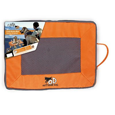 All for Paws Quick Dry Outdoor Mat L ležaljka orange