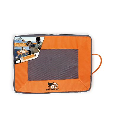 All for Paws Quick Dry Outdoor Mat M ležaljka orange