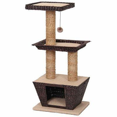 Batural Betulla grebalica za mačke 45x35x98,5cm