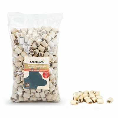 Beeztees poslastica za pse Mini Marrow Biscuits XL 1400g