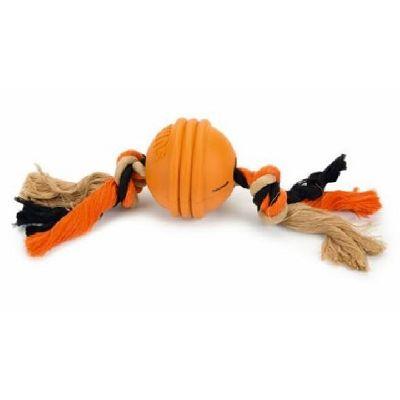 Beeztees Sumo fit ball orange igračka za psa