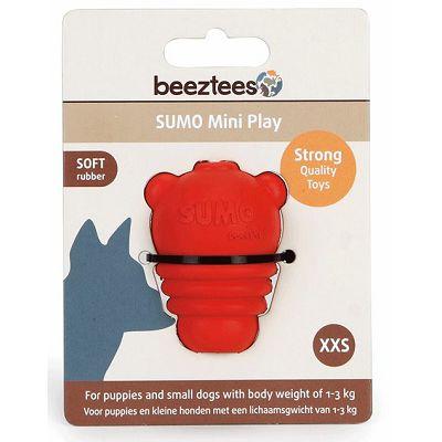 Beeztees Sumo mini XXS crvena igračka za psa
