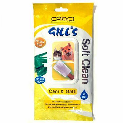 Croci Gill's / Vlažne rukavice / ALOE VERA / 6kom