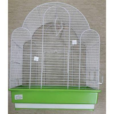 Domus Molinari kavez za ptice zeleni 45x28x54cm
