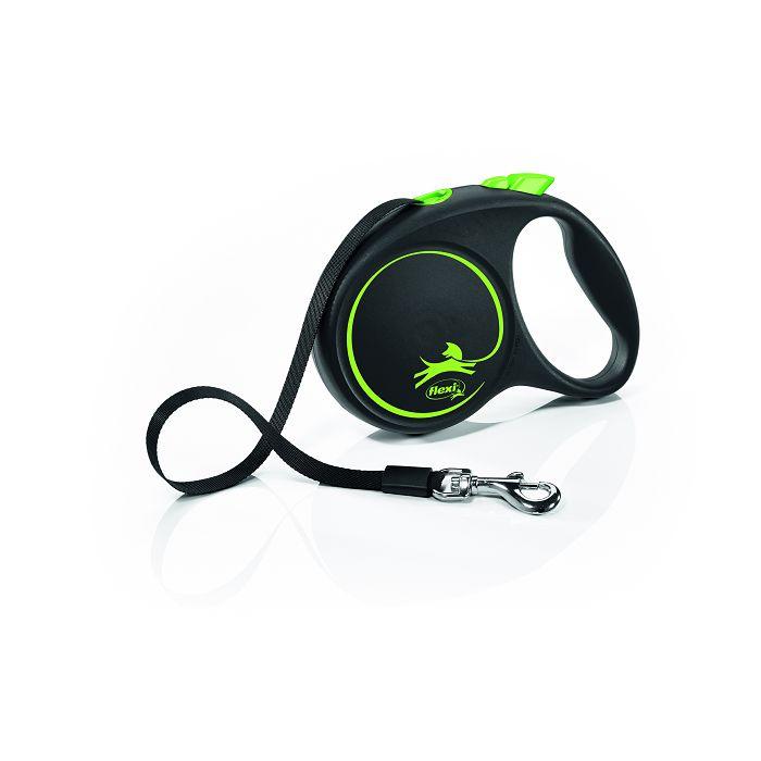 flexi-black-design-povodac-za-pse-do-15kg-tape-5m-s-zeleni-4000498033920_1.jpg