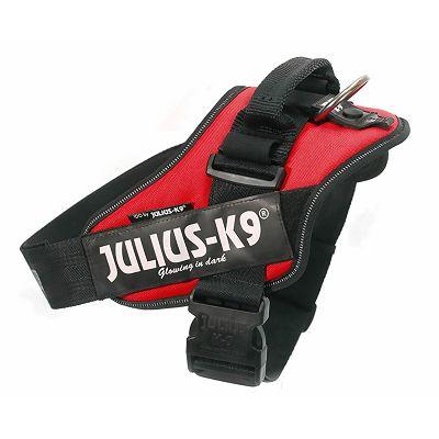 Julijus K9 prsnik 3 crveni 82-115cm crveni