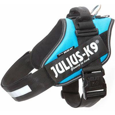Julius K9 prsnik XL-XXL aqua 82-115cm