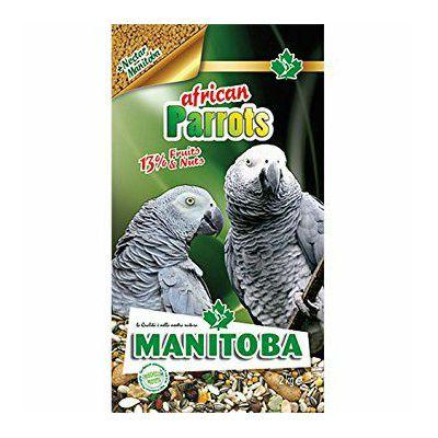 Manitoba African Parrots hrana za velike papige, 2 kg