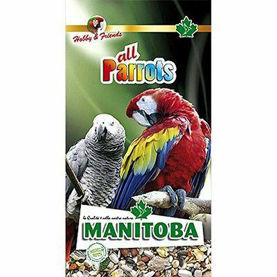 Manitoba All Parrots hrana za velike papige, 800 g