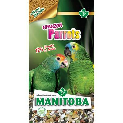 Manitoba Amazon Parrots hrana za velike papige, 2 kg