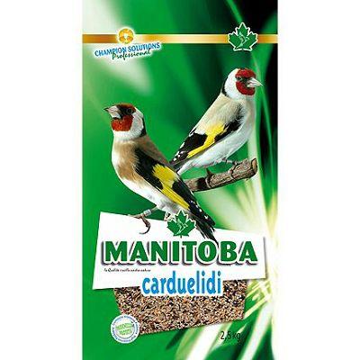 Manitoba Carduelidi hrana za divlje ptice, 2.5 kg