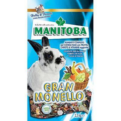 Manitoba Gran Monello hrana za zečeve 2,5kg