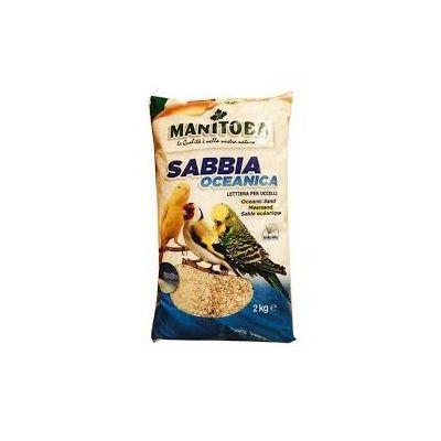 Manitoba Sabbia Oceanica pijesak za ptice 2kg