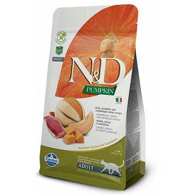 N&D Adult Pumpkin / bundeva hrana za mačke 1,5kg