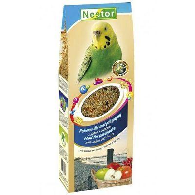 Nestor hrana za male papige jod i voće 700g