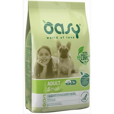 OASY Adult Small hrana za mini pse 1kg