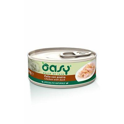 OASY hrana za mačke piletina sa patkom 150g