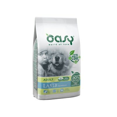 OASY One Protein / All Breeds Adult JAGNJETINA 2,5kg
