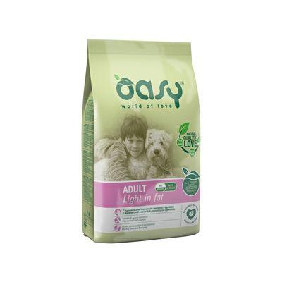 OASY Premium / All Breeds Adult Light in fat 3kg