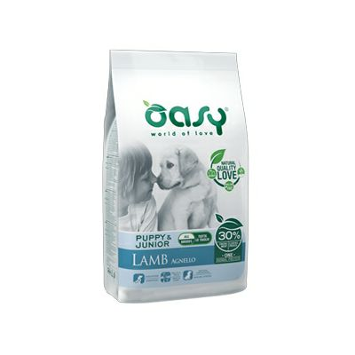 OASY One Protein / All Breeds Puppy JAGNJETINA 2,5kg