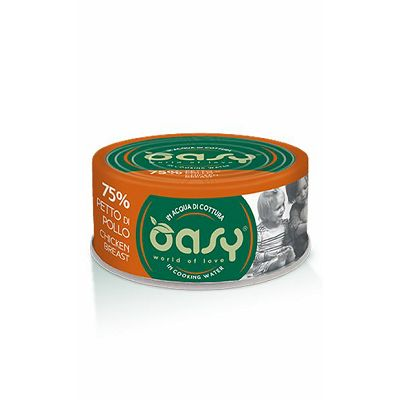 OASY More Love 75% /  Adult PILETINA 70g