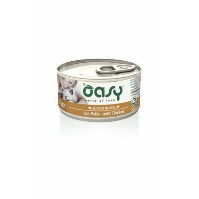 OASY Mousse / Adult PILETINA 85g