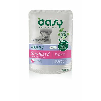 OASY Pouch / Adult STERILISED LOSOS 85g