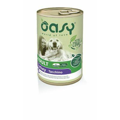 OASY Turkey - Tacchino hrana za pse puretina 400g