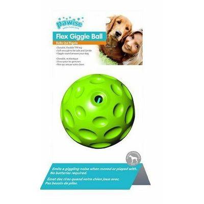 Pawise Flex Giggle Ball igračka za psa