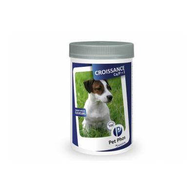 PET-PHOS Growth dog Ca/P=2 100 tableta