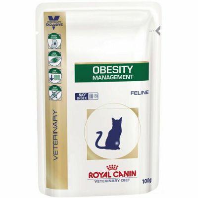 Royal Canin / Obesity Management Feline 100g