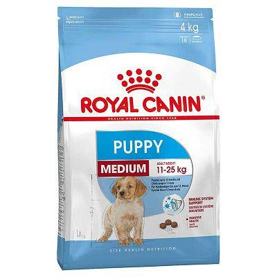 Royal Canin / Puppy Medium 4kg