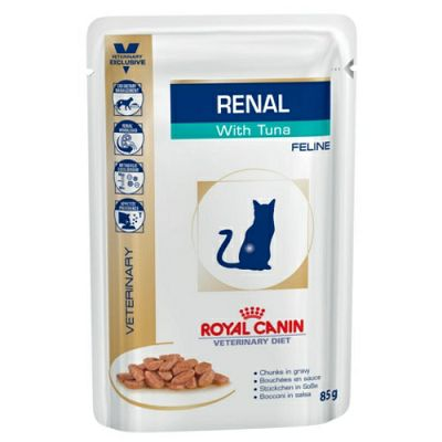 Royal Canin / Renal tuna cat 100g