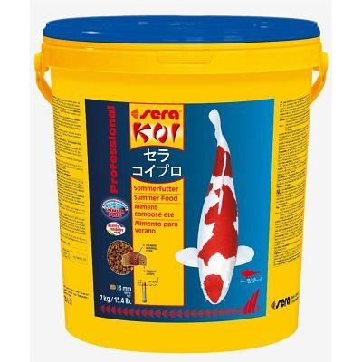 Sera Koi Summer Professional hrana za ribe 7kg