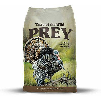 Taste of the Wild / hrana za pse PREY puretina 11,34kg