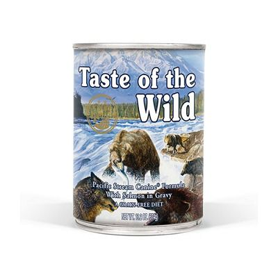 Taste of the Wild / Pacific Stream Canine® LOSOS 390g