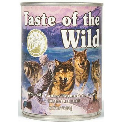 Taste Of The Wild / Wetlands Canine® PATKA 390g
